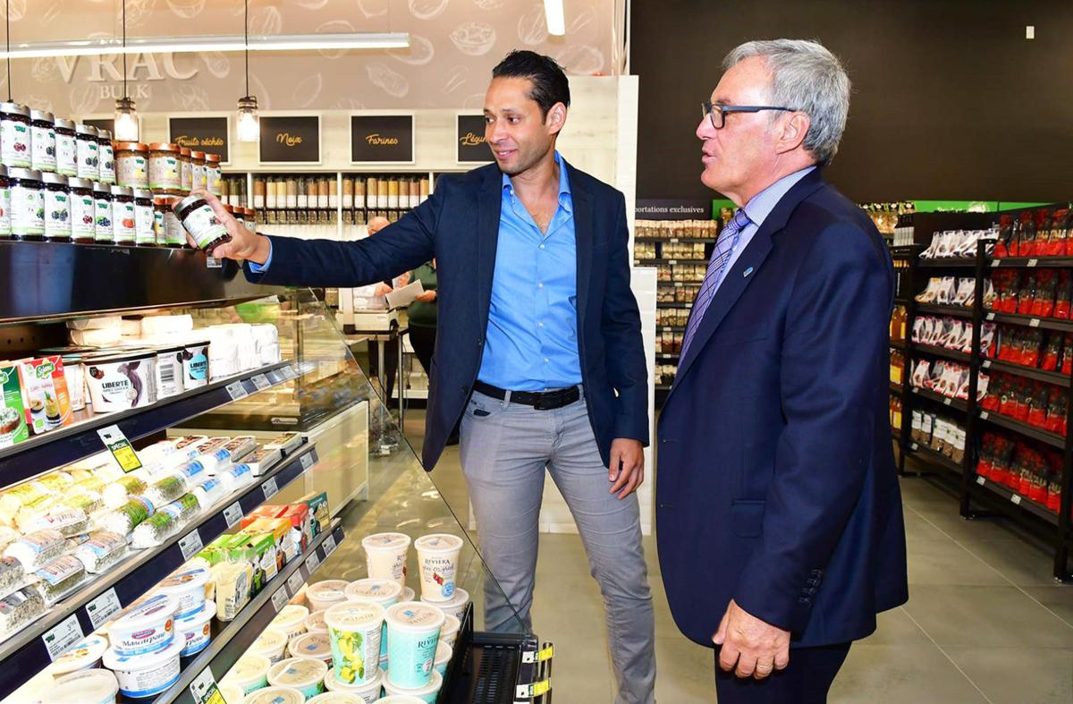 'It's not your typical cookie-cutter grocery store'
