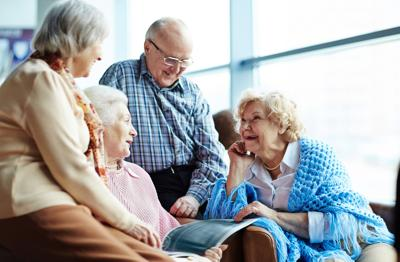 Engaging with Aging: A national conference about seniors Sept. 18-20