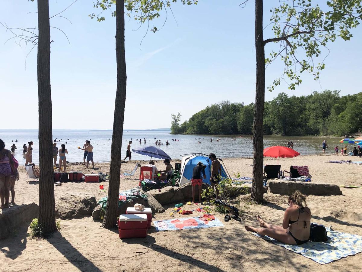Cap-Saint-Jacques Nature Park: 'A must-see site for the summer season in Montreal'