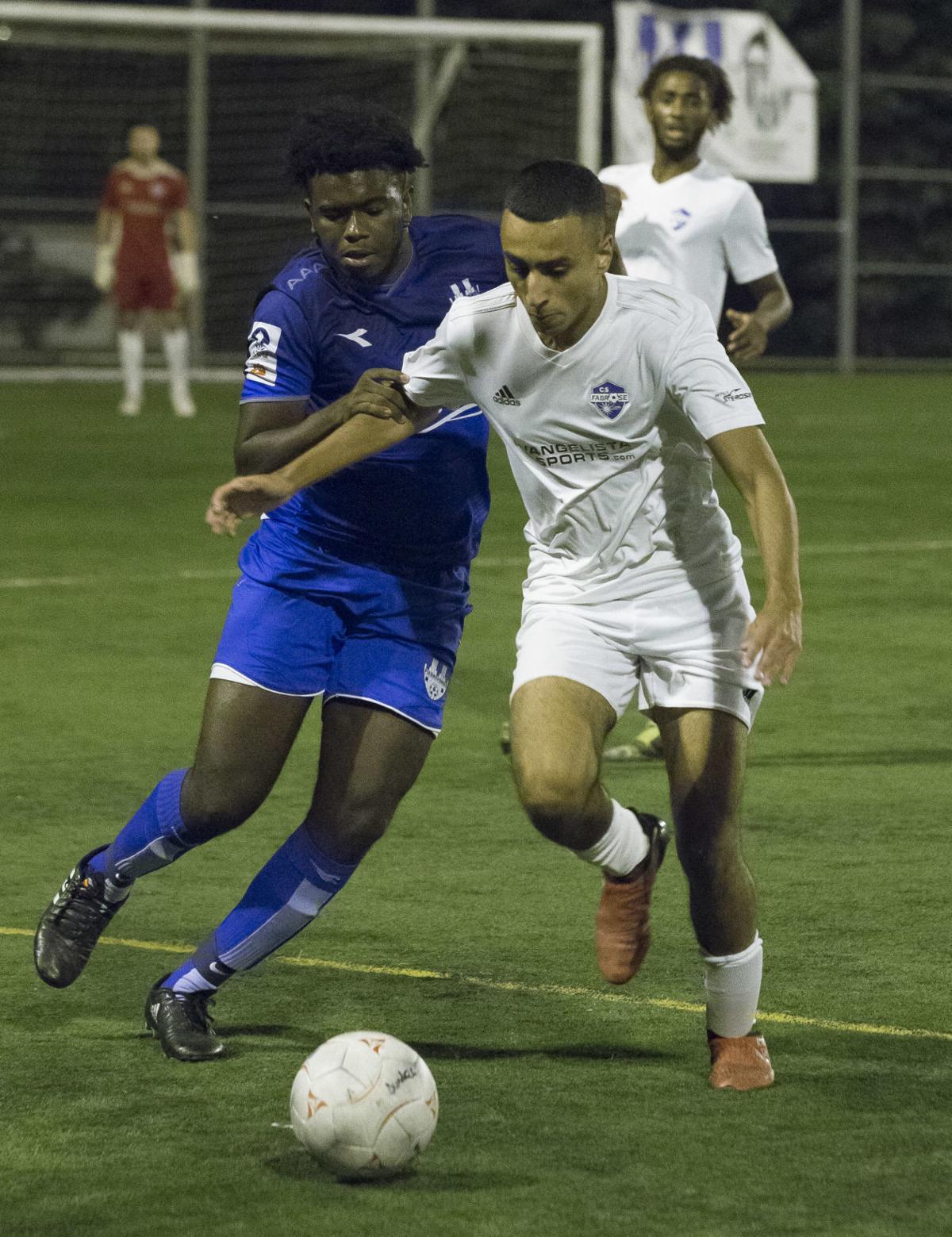 Fabrose shuts down Pierrefonds in U21M AAA play