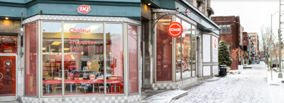 "Fashion & Beauty: KOMBI opens its ""Warmth-to-Go"" pop-up shop in Montreal for the second year"