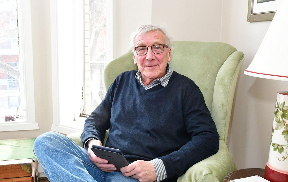 Retired John Abbott College professor offering his Bible as Literature course to the public