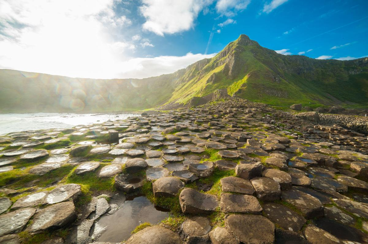 Giant's Causeway in Ireland is a one-of-a-kind destination