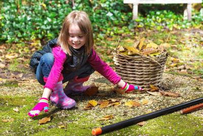 6 Ways Special Needs Kids Can Help With Yard Work In The Spring Time