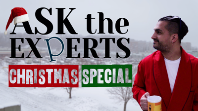 Ask The Experts Christmas Special