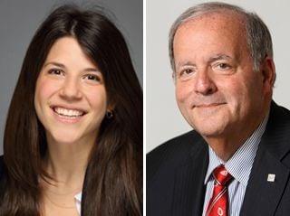 McGill's Elliot Lifson, Amanda Abrams honoured for teaching excellence