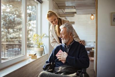 Seniors & Aging: Matt Del Vecchio: Caring for caregivers
