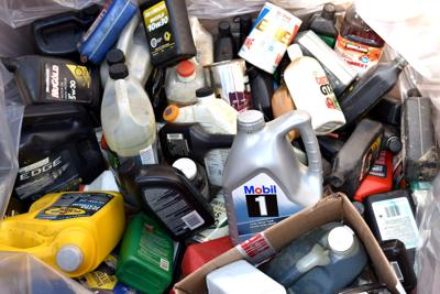 Dorval to collect HHW, ICT Waste, and Polystyrene on April 17