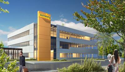Sunwing's Quebec headquarters to move to Laval in the summer of 2020