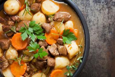 Recipe: Classic beef stew