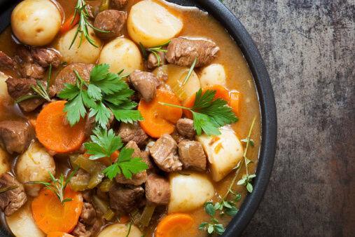 Recipe: Savoury beef stew