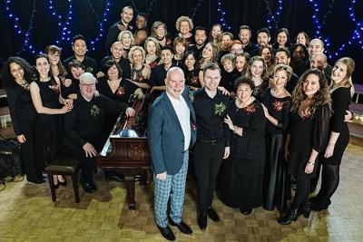 The Lyric Theatre Singers set to bring holiday magic to your homes