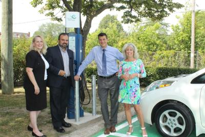 New charging stations for Town