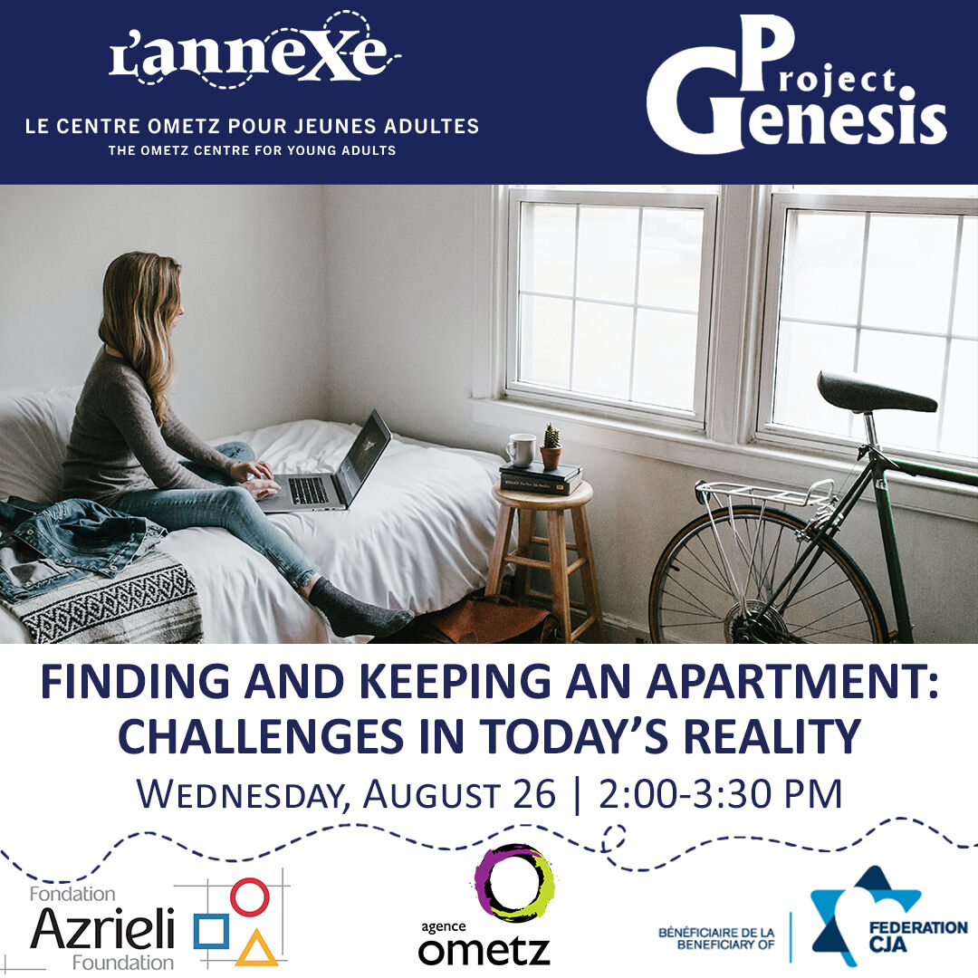 Finding and Keeping an Apartment: Challenges in Today's Reality