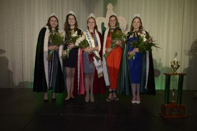 Queen and Her Court