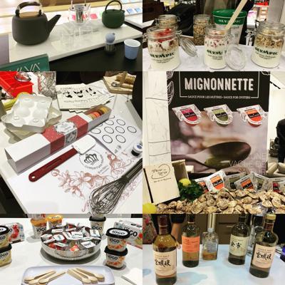 Food & Drink: La Suite Gourmande