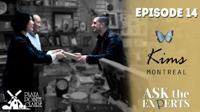 Ask The Expert Episode 14 -  Kims Montreal