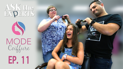 Ask The Expert Episode 11 -  Mode Coiffure