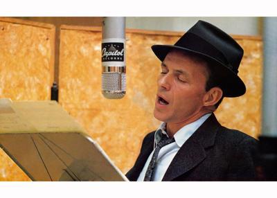 Joel Goldenberg: Frank and Nancy Sinatra
