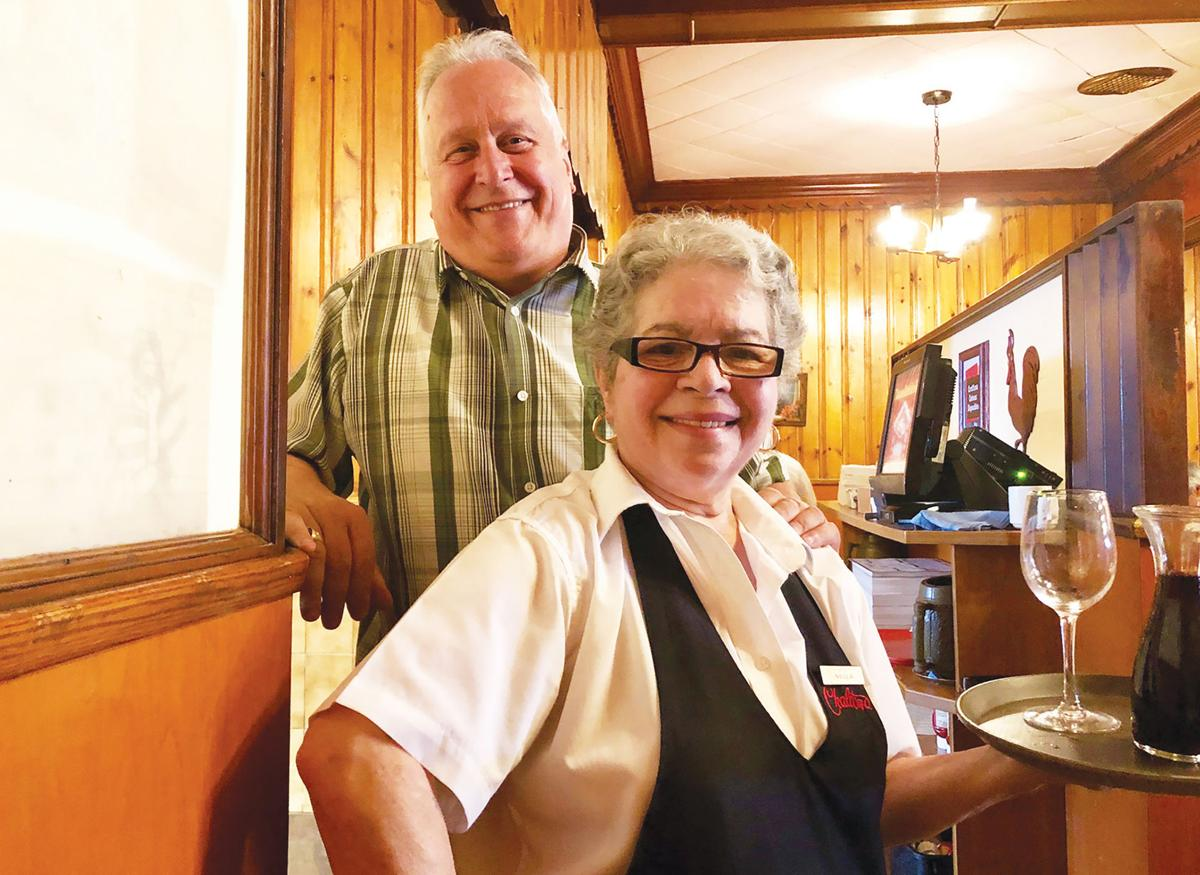 Chalet Bar-B-Q celebrates 75th anniversary in rotisseries chicken heaven