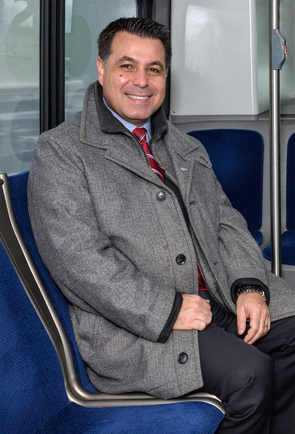 Transit tech hub gets grant, new director