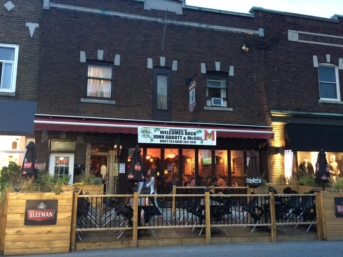 Urban Foodie Review: Cunningham's Pub