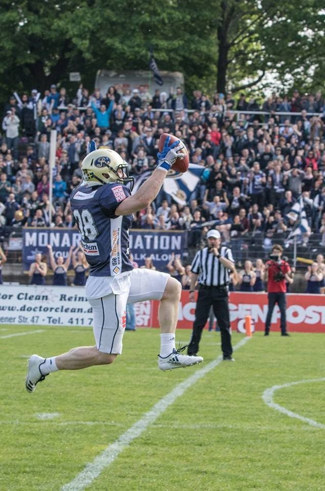 How Swede it is to be drafted by the Alouettes