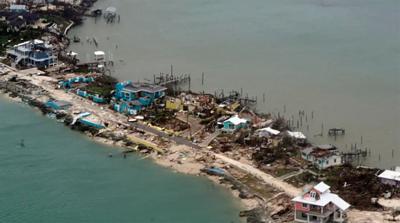 Dorian devastates The Bahamas heads for the Carolina coast