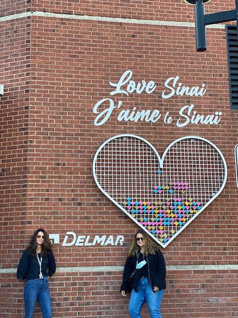 Love Sinai