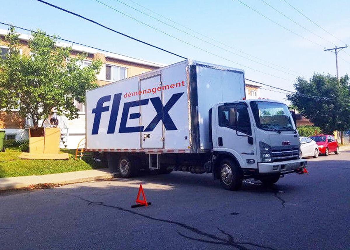 Flex Moving