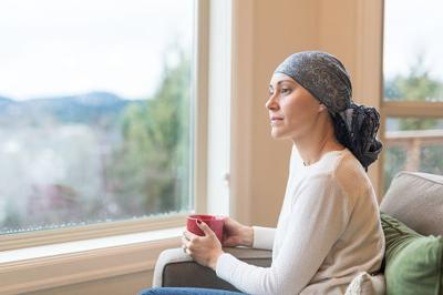 Healthy Body: Going bald during chemotherapy