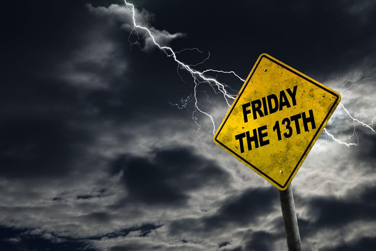Bernard Mendelman: My 13 don'ts and does for Friday the 13th
