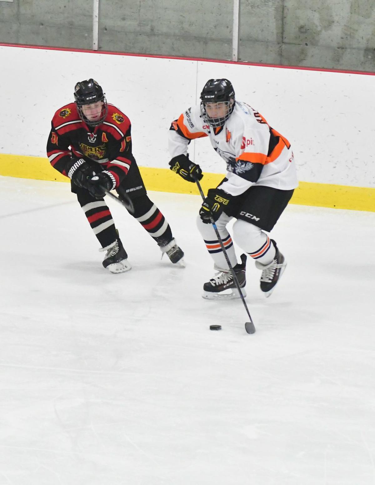 Phenix rise to earn draw with Vipers