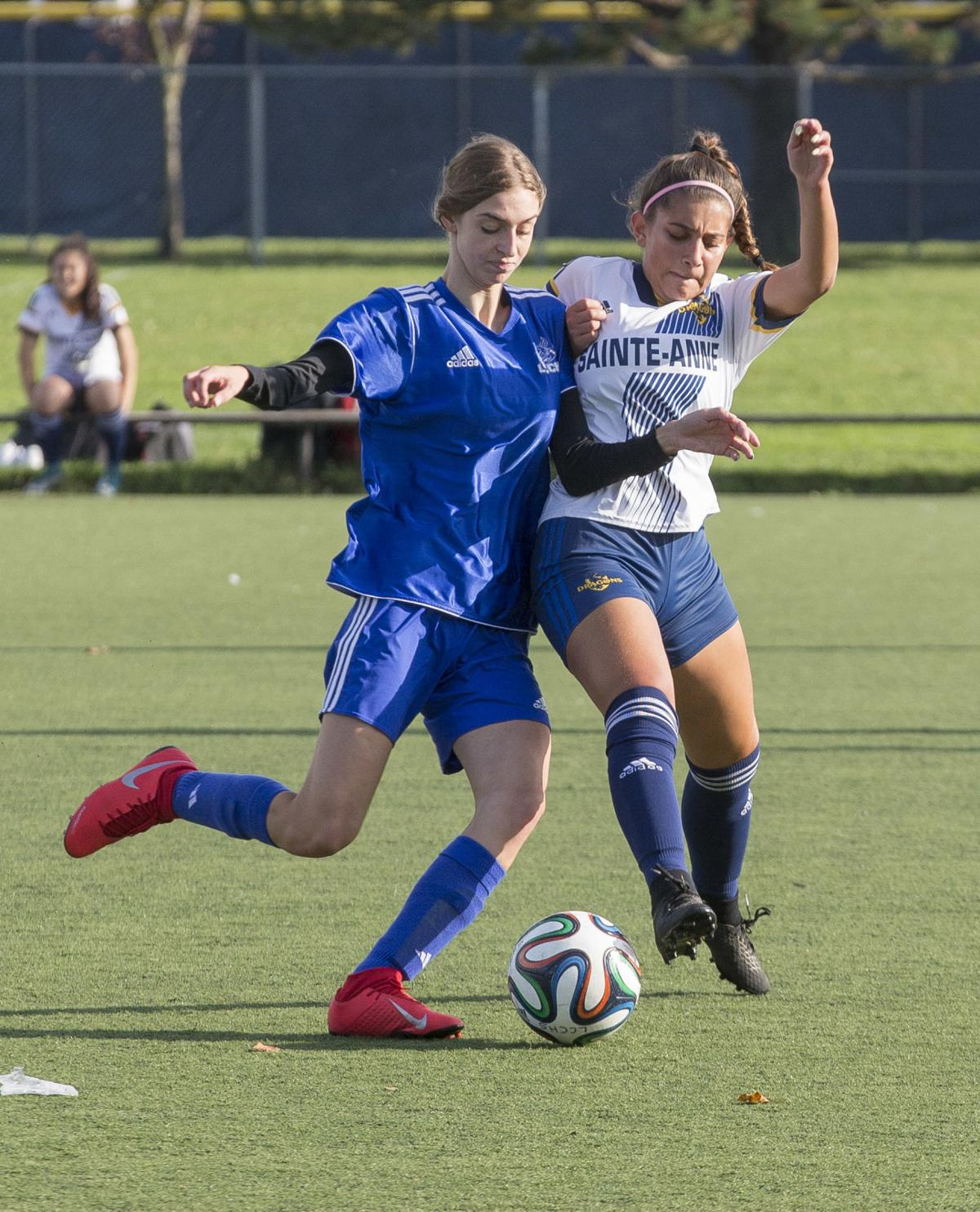 Collège Sainte-Anne blanks LCCHS for second win of the season