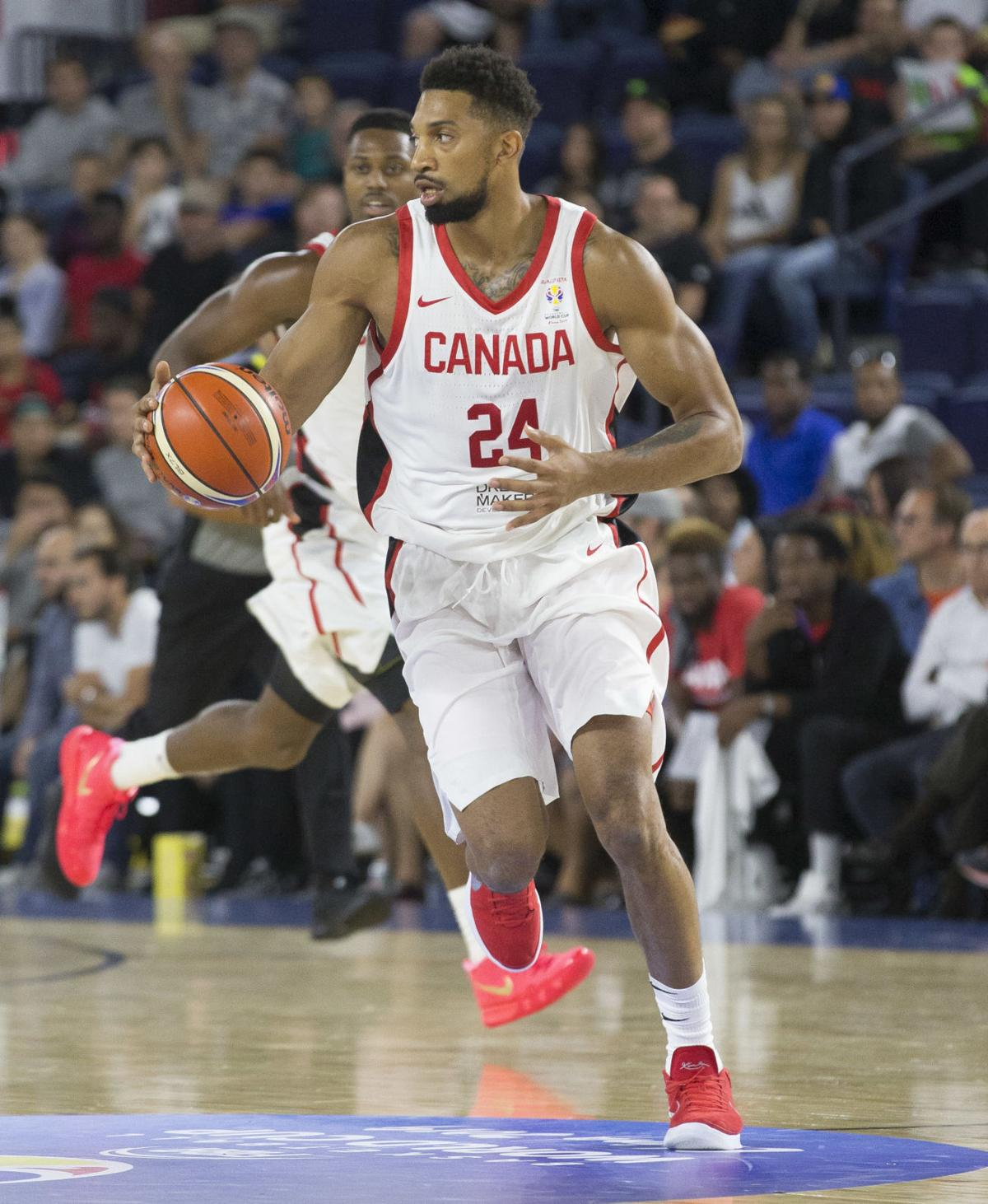 Montreal's Khem Birch signs with Toronto