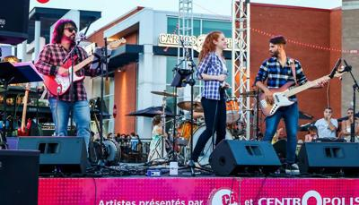 Free Live Concerts All Summer at Centropolis Laval