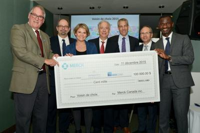 "Merck Awards ""Neighbour of Choice"" to two worthy West Island NGOs"
