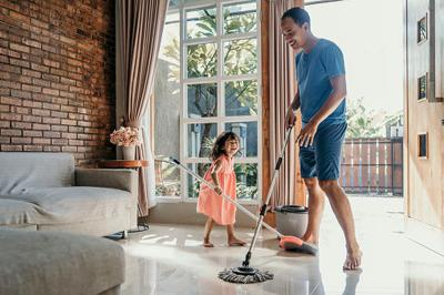 Parenting 101: Chores by age
