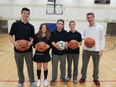 Five Bialik students going to Maccabiah Games