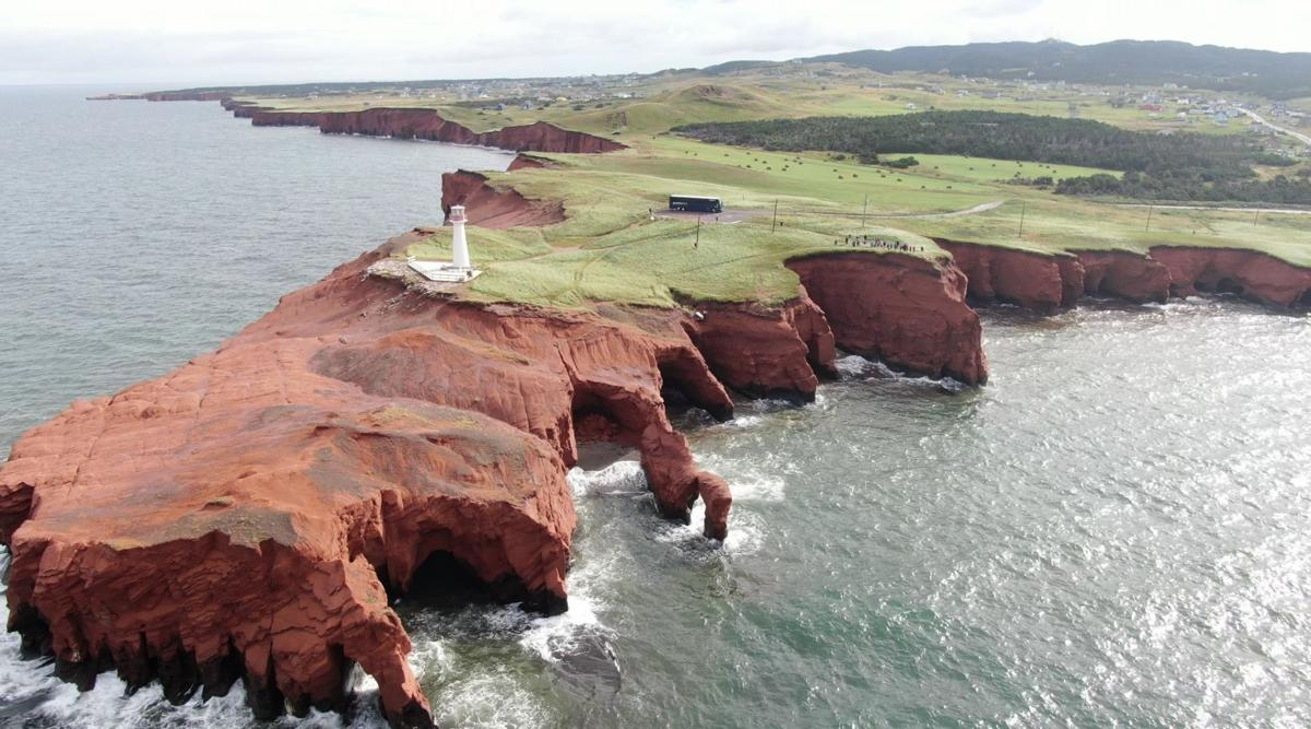 Daniela Caputo's Destinations: Iles de la Madeleine/Magdalen Islands - Part 2