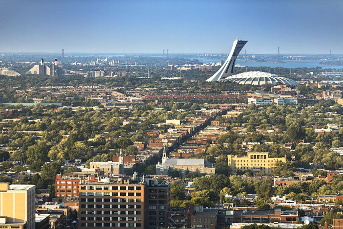 Montreal's resale market showed no signs of slowing in October, despite the second wave