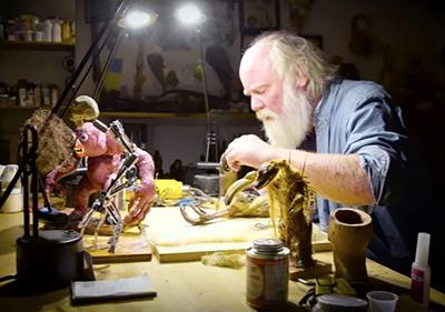 Phil Tippett, special guest of the 11th Festival Stop Motion Montreal: Sept. 16-22