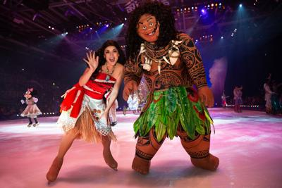 Disney On Ice presents Dream Big for 10 performances at Place Bell in Laval
