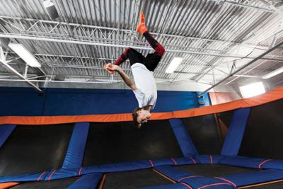You'll flip over Sky Zone