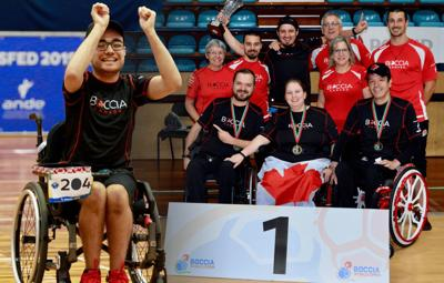 Local Paralympians qualify for Tokyo Games