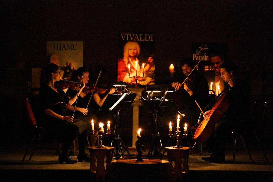 A Special Classical Candlelight Concert coming to