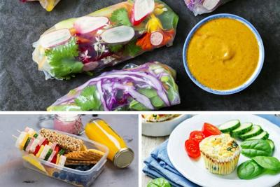 Healthy Living With TAU: Fun Recipe Ideas For Your Kid's Lunchbox