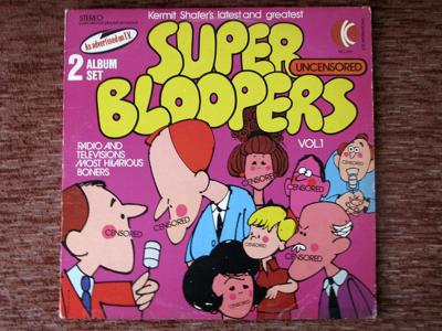 Joel Goldenberg: Kermit Schafer's Super Bloopers