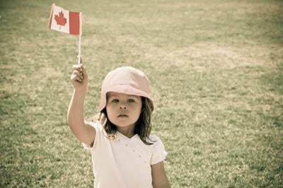 Supermom In Training: Celebrating Canada Day even with social distancing