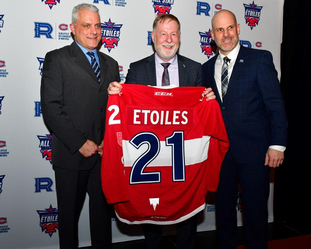 AHL Stars to shine in Laval for 2021 All-Star Classic
